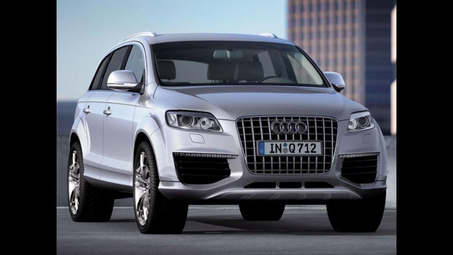 Audi Q7 V12 TDI: 500 cv diesel!