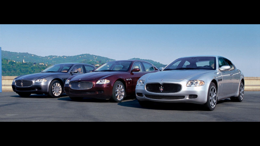 """Maserati: """"Excellence through passion"""""""