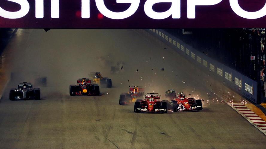 F1 - GP de Singapour 2017