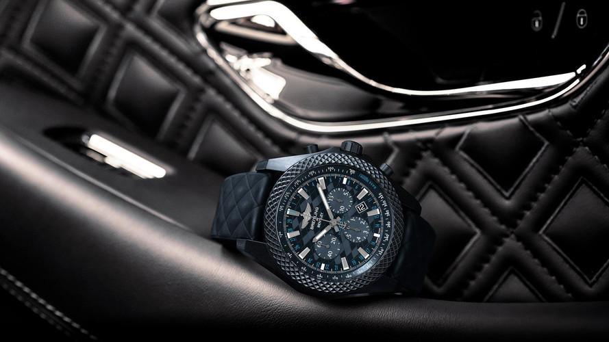 Breitling Bentley GT Dark Sapphire Edition Watch