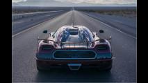 Koenigsegg ist schnellstes Serienauto