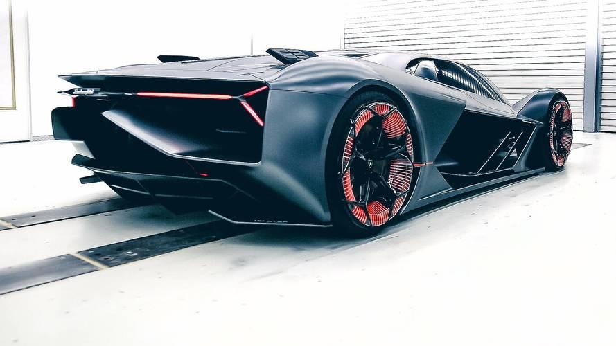 No electric cars from Lamborghini