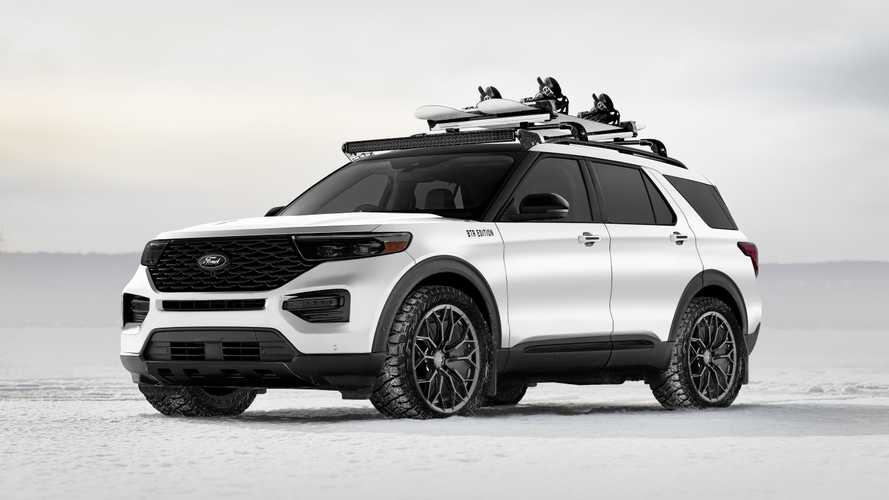 Ford, 8 SUV elaborati per il SEMA 2019