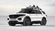 Ford-SUVs auf der SEMA 2019
