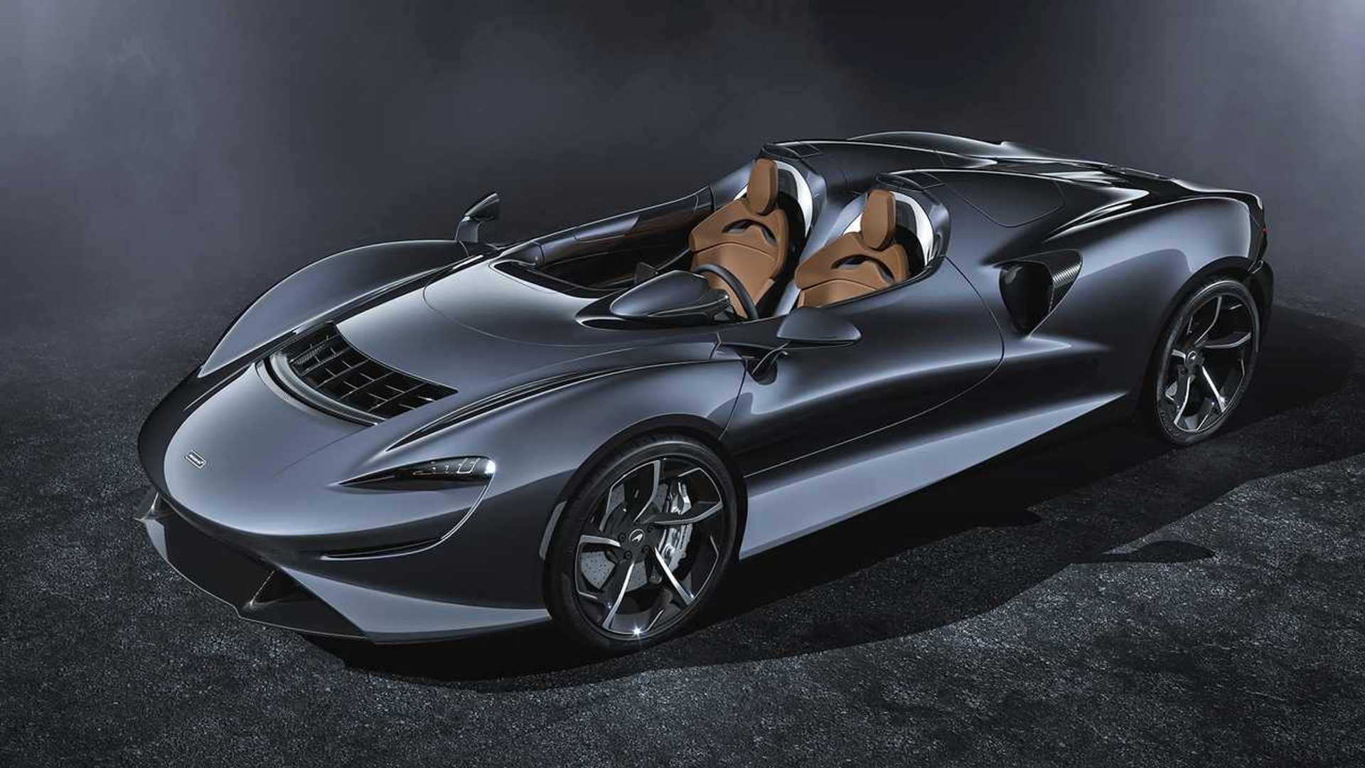 McLaren Elva: Extrem-Roadster mit 815 PS