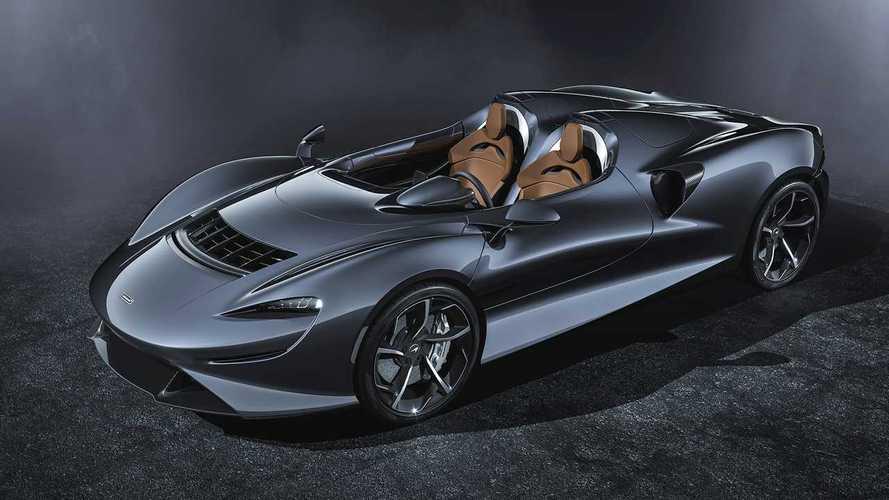 McLaren Elva, roadster estrema per pochi