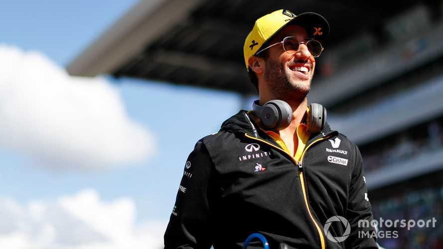 Ricciardo's £10 million legal dispute with ex-advisor settled