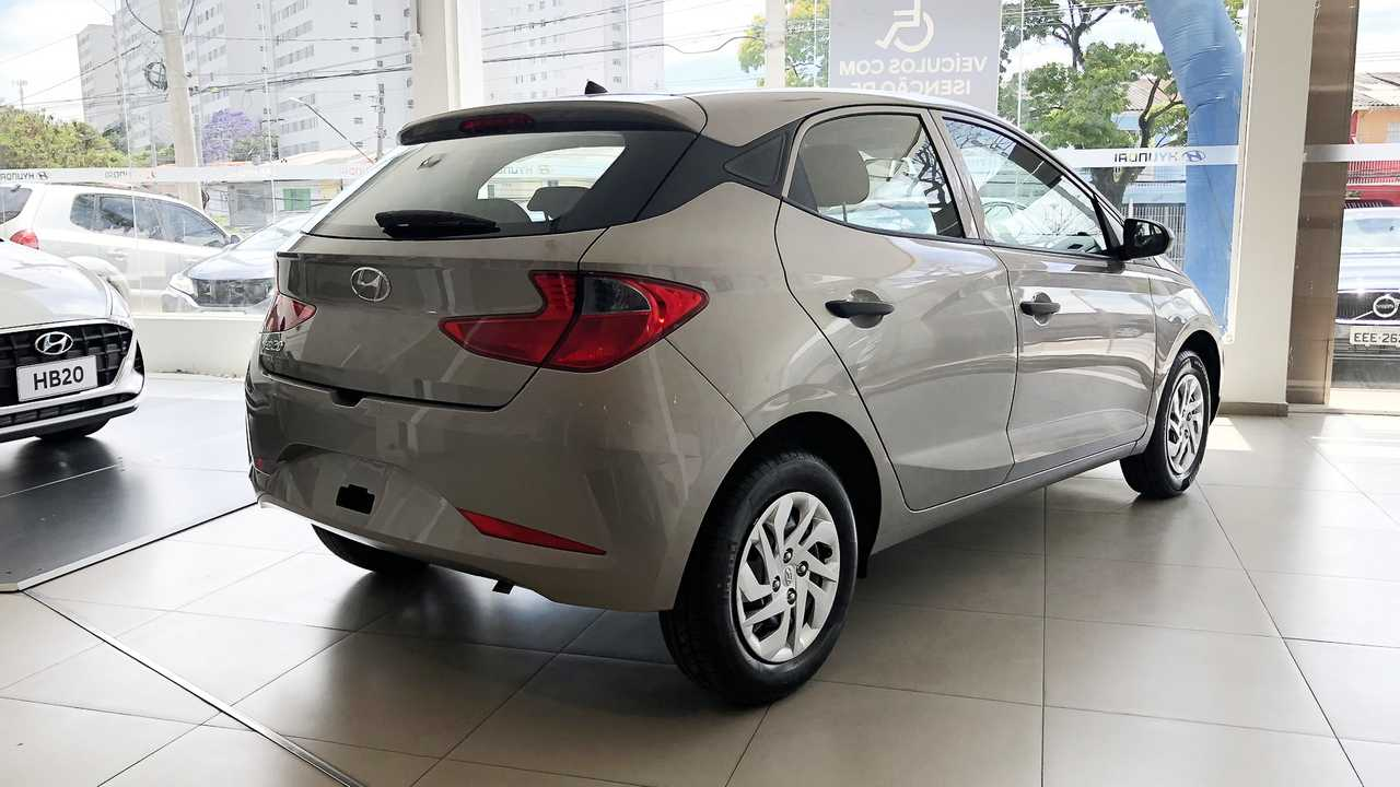 Hyundai HB20 1.0 Sense 2020