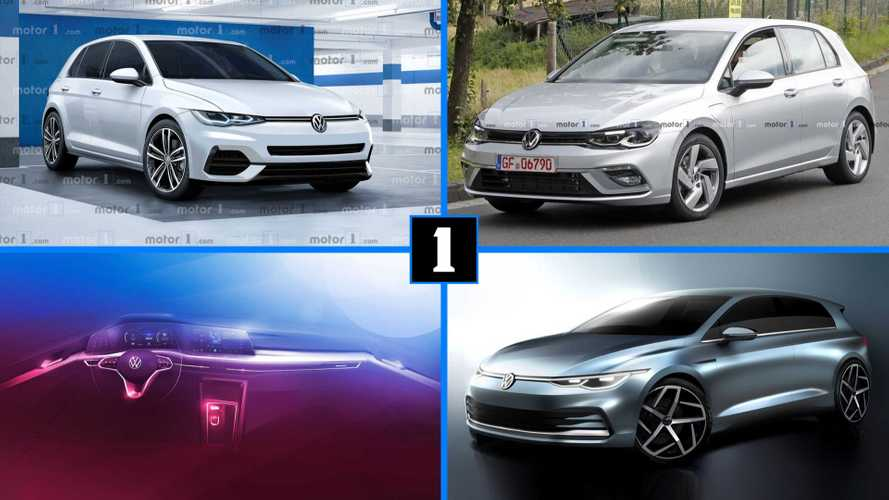 DIAPORAMA - Volkswagen Golf 8 : Tout ce qu'il faut savoir