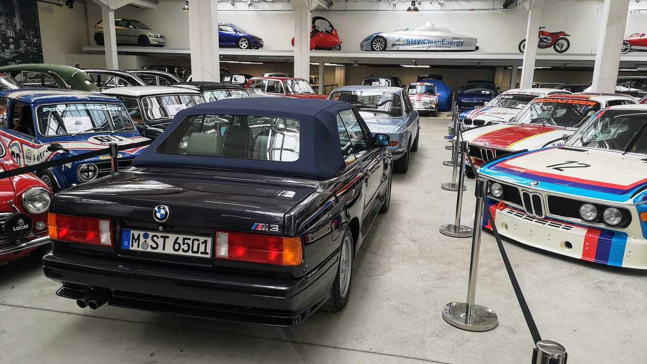 BMW M3 E30 Cabriolet (1986)