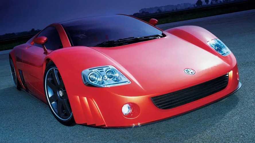 Süper Otomobil Pazar'ı: Volkswagen W12 Concept