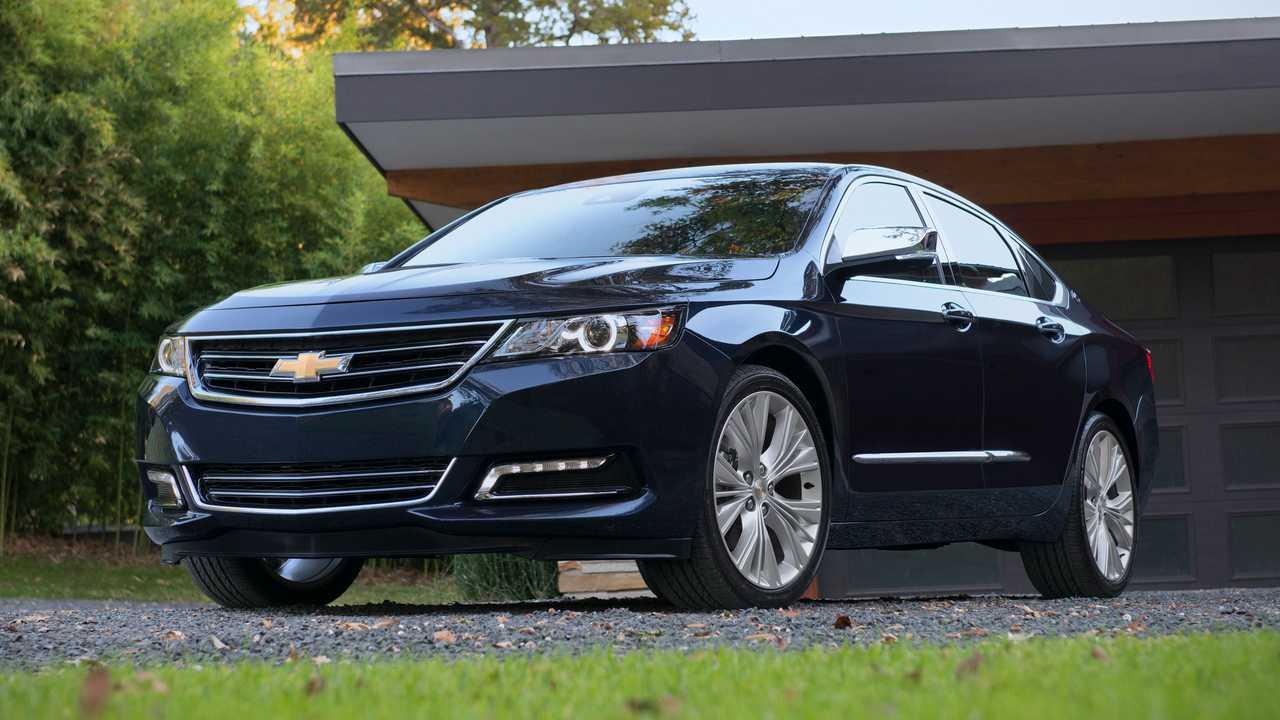 11. Chevrolet Impala