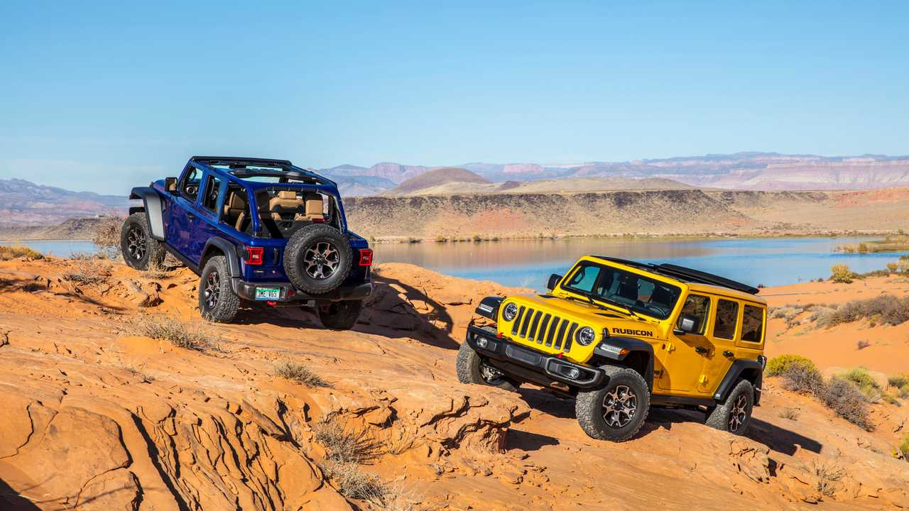 2020 Jeep Wrangler EcoDiesel: First Drive
