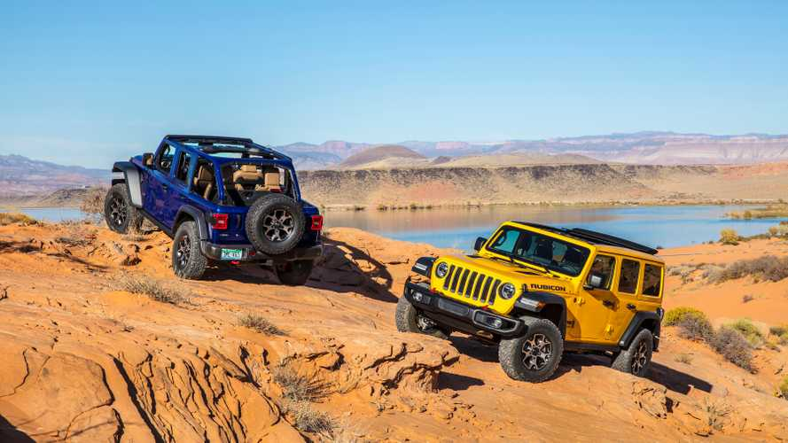 Jeep Aims To Be 'The Greenest SUV Brand In The World'