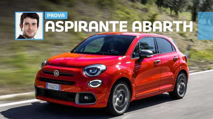 Fiat 500X Sport, SUV compatto in salsa racing