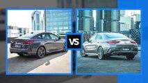 BMW 2er Gran Coupé und Mercedes CLA im Vergleich