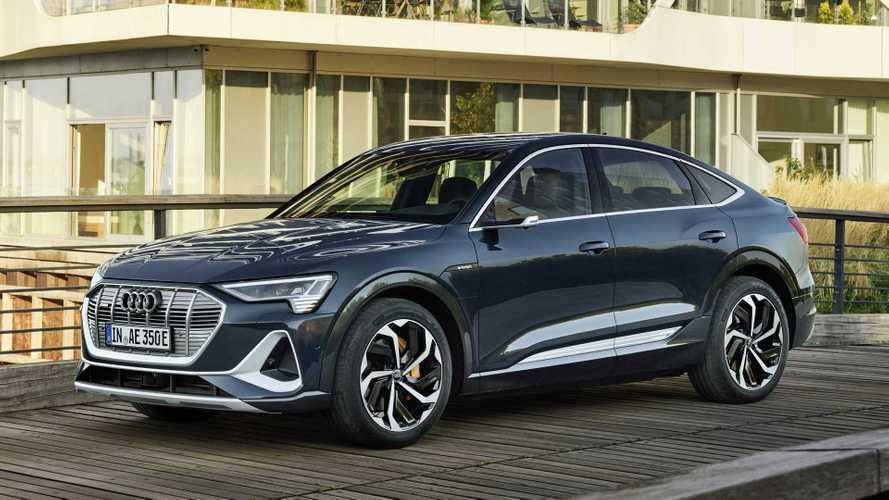 Mais seguro: Audi e-tron Sportback ganha o prêmio Top Safety Pick+