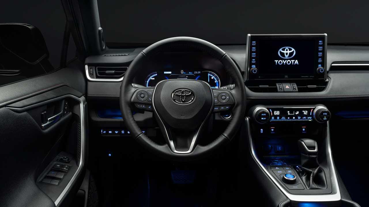 Toyota Rav4 Prime 2021 é A Versão Mais Potente E Veloz Do Suv