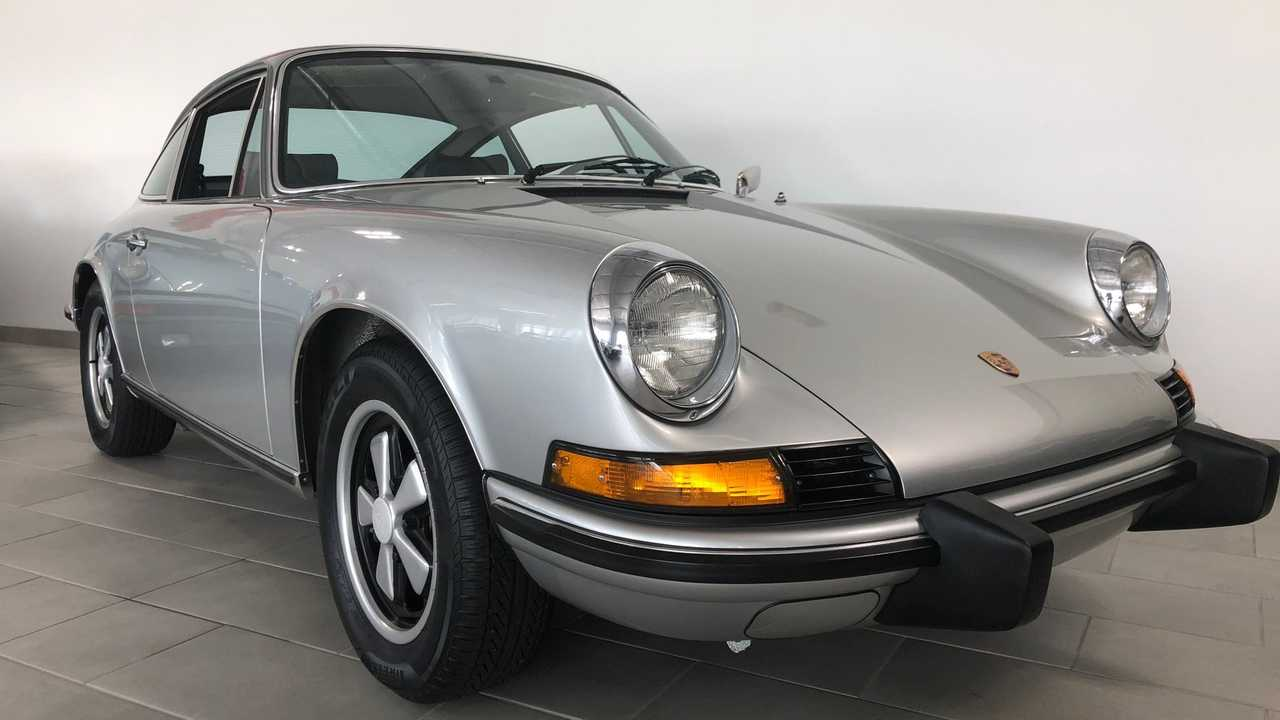 Snag This One-Owner All-Original 1973 Porsche 911T With 19K Miles