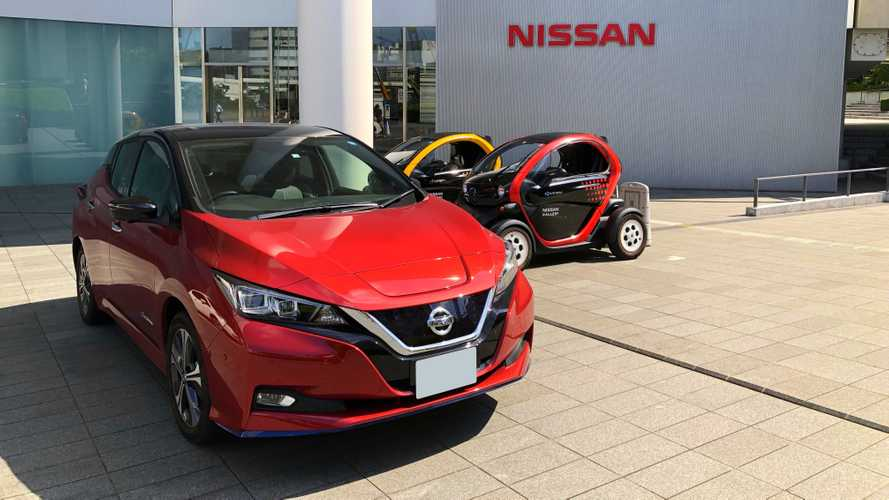 Nissan LEAF Sales In Japan Keep Falling In August 2019