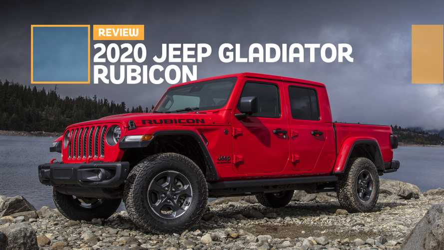 2020 Jeep Gladiator Rubicon Review: Conquering The Namesake