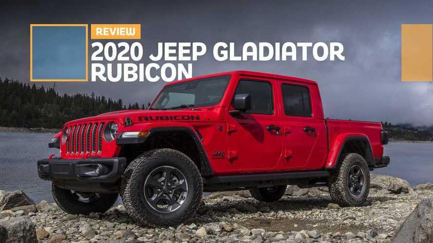2020 Jeep Gladiator Rubicon Review: Conquering The Namesake