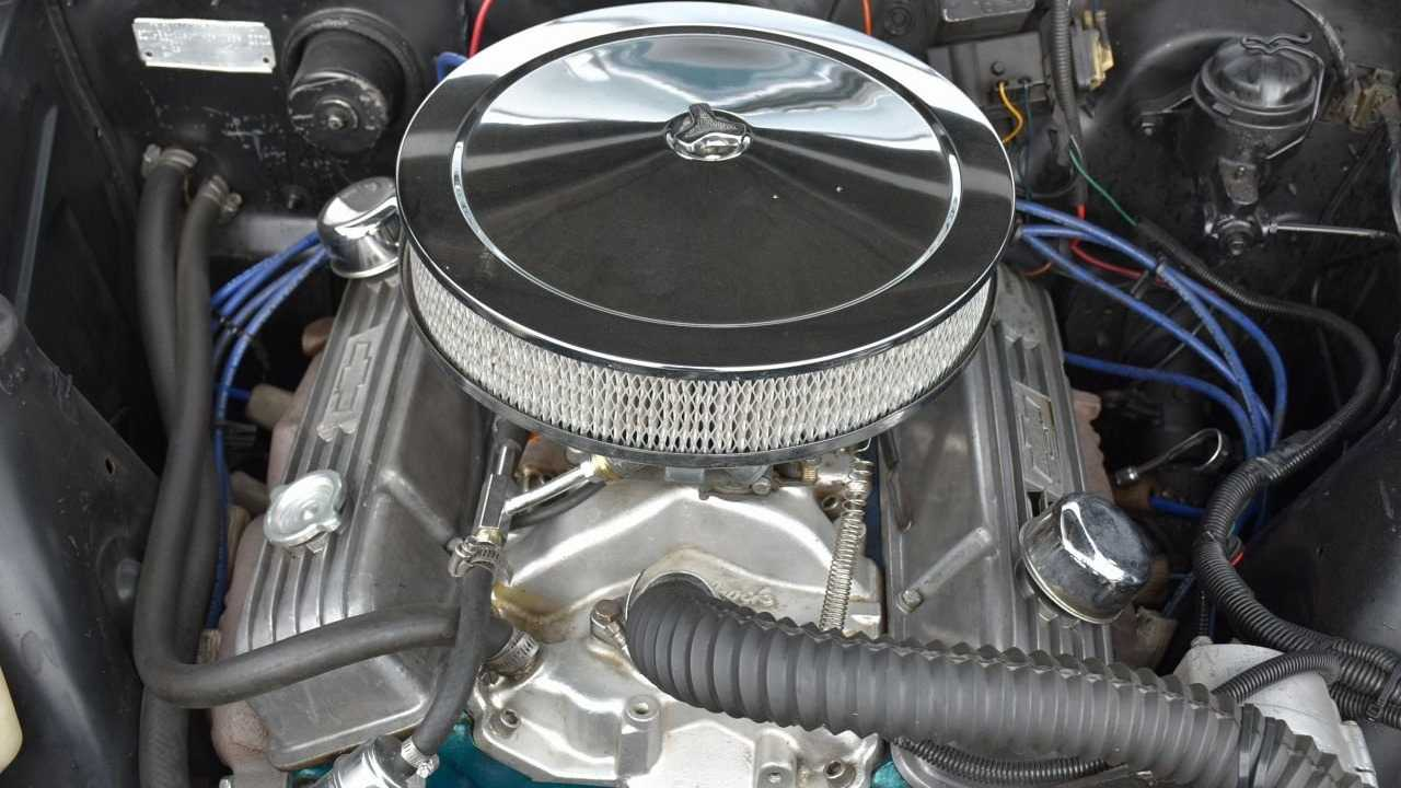 This Potent 1966 Chevy Nova Is Packin' A 383-Stroker Punch