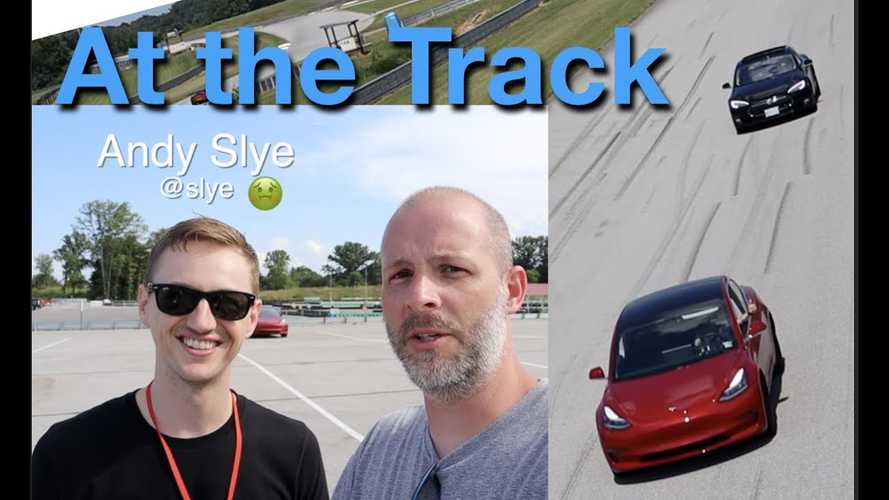 Tesla Owners Hit The Track At Midwest Event: Video Coverage