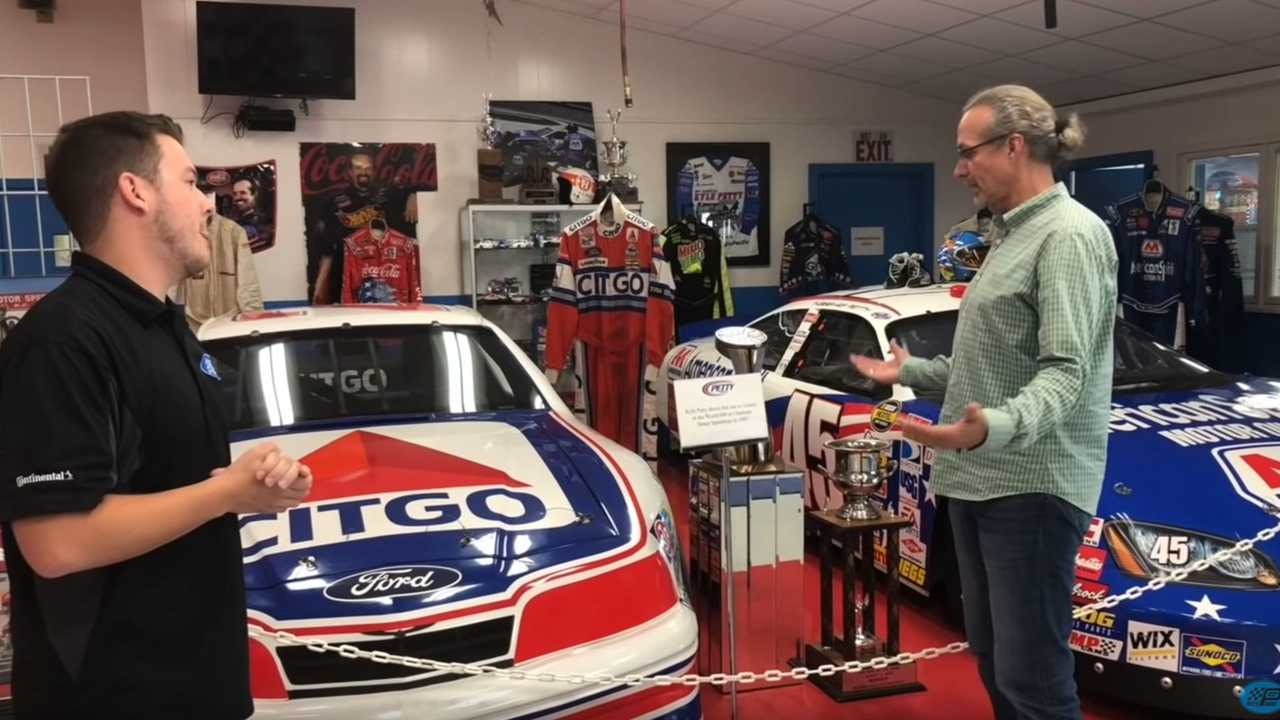 Listen To Kyle Petty Tell His Stories