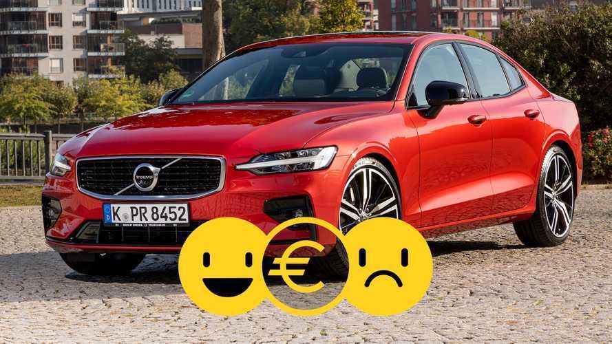 Promozione Volvo S60, perché conviene e perché no
