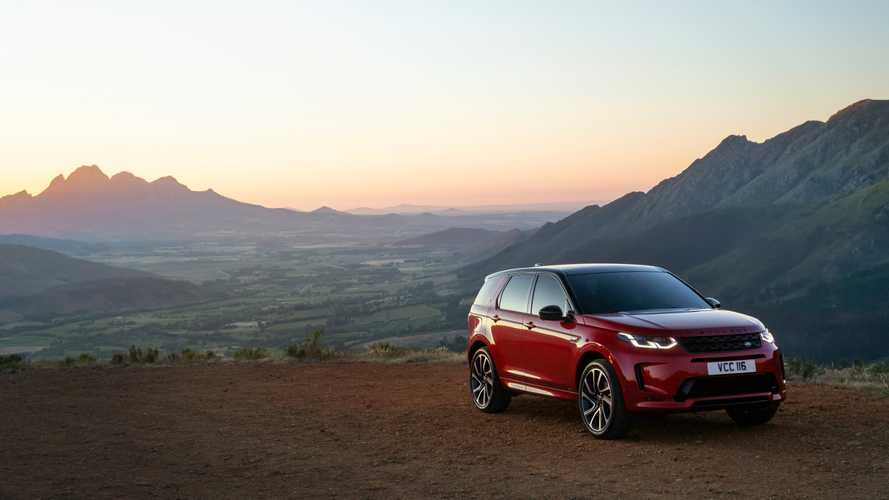 2020 Land Rover Discovery Sport: First Drive