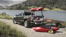 Chevlolet Colorado e GMC Canyon