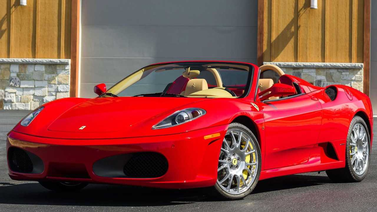 Michael Fux To Auction Off 11 Rare Cars