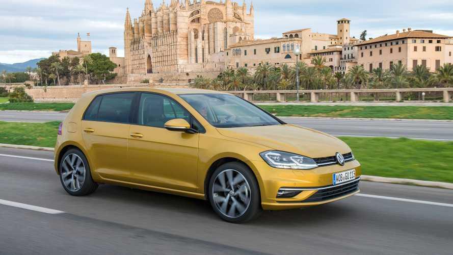 Test: Gelifteter VW Golf VII (2017) mit neuem 1.5 TSI