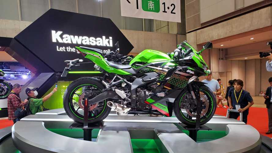 2020 Kawasaki ZX-25R: Everything We Know