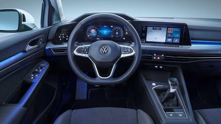 Nuova Volkswagen Golf 8, tutto su infotainment e aggiornamento online