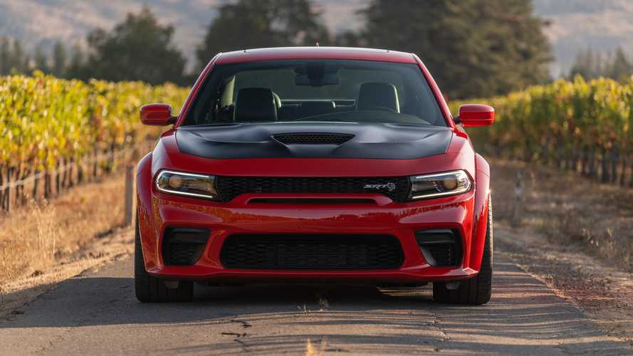 Dodge Charger SRT Hellcat Widebody 2020: primera experiencia