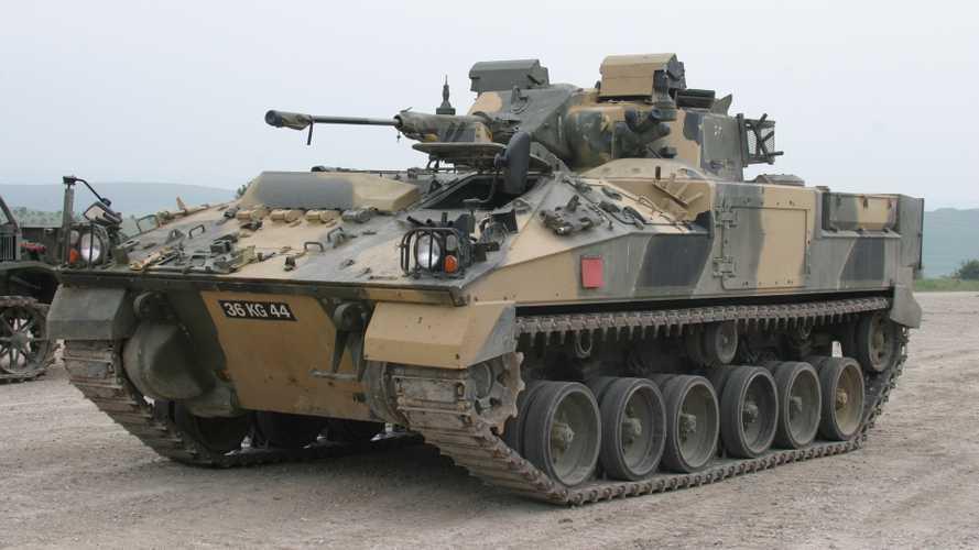L'armée britannique envisage un passage à l'électrique