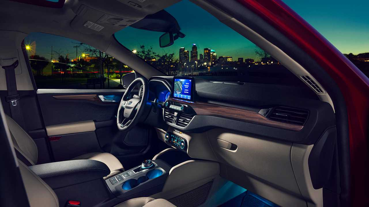 2020 Ford Escape Hybrid First Drive A Smart Buy But For
