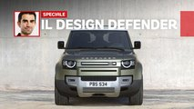 land rover defender analisi design video