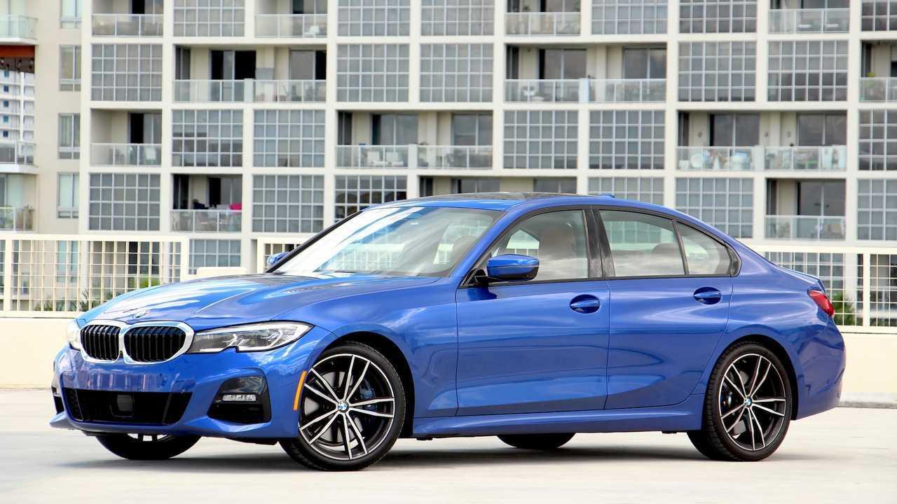 2019 BMW 3 Series: сравнение