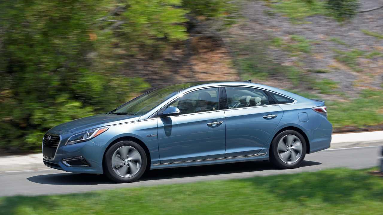 5. Hyundai Sonata PHEV