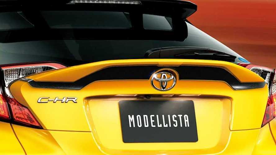 Toyota C-HR 2020 por Modellista