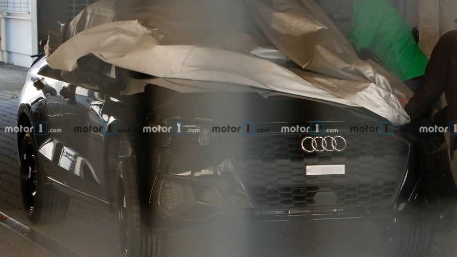 Audi A3 And Audi S3 Spy Shots