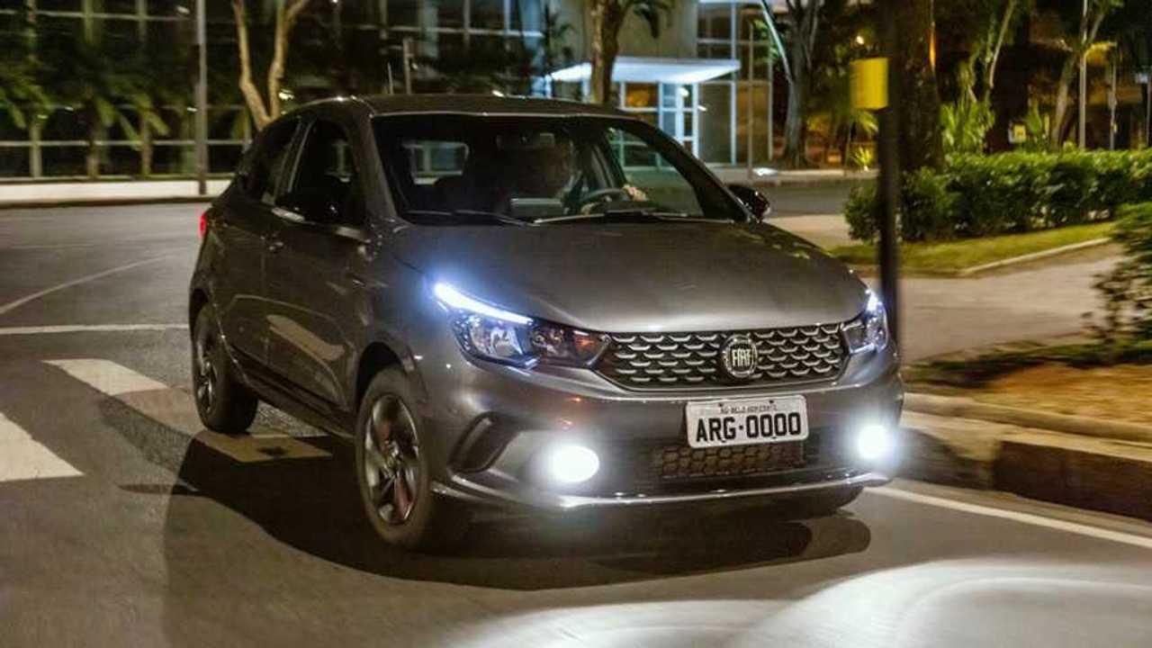 Fiat Argo S-Design 2019