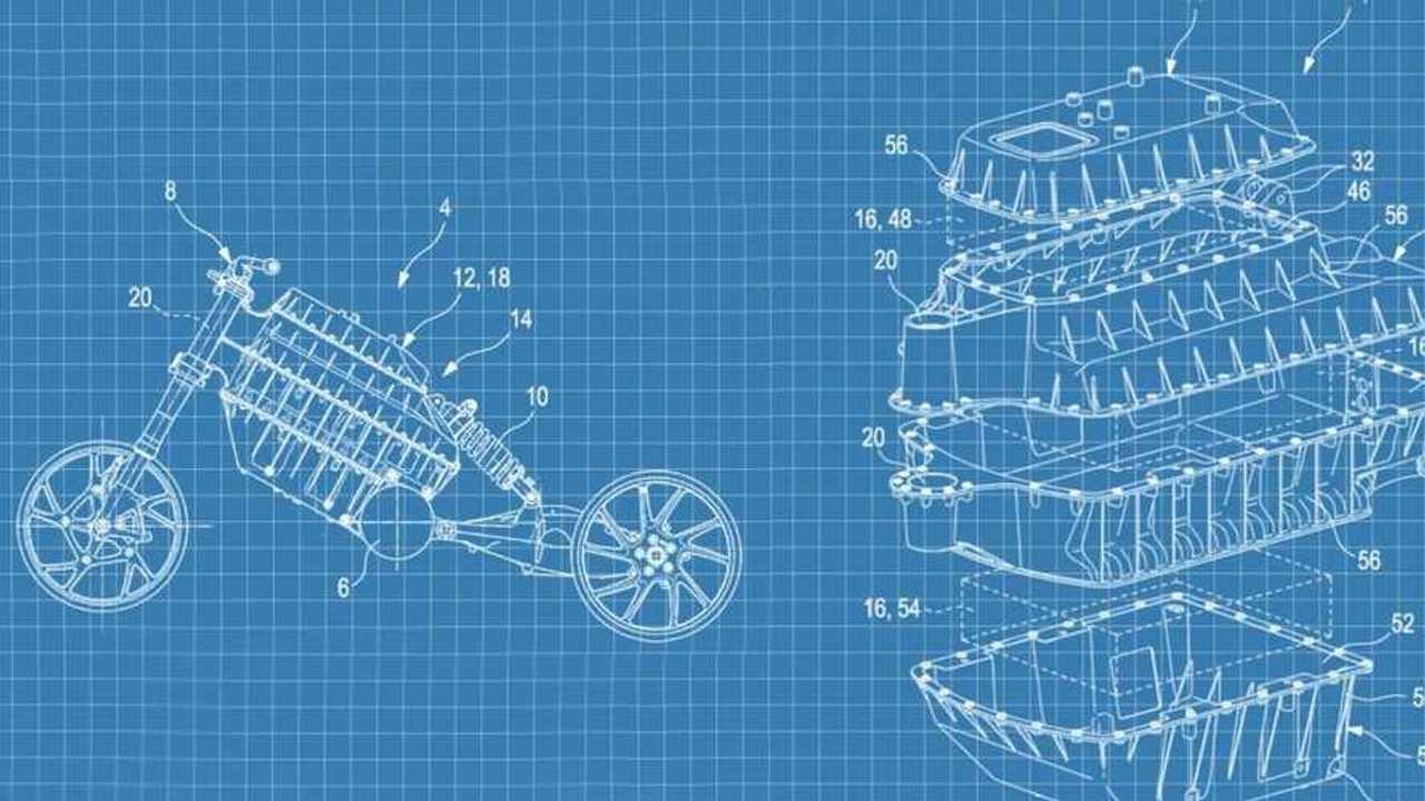 Projet BMW moto électrique
