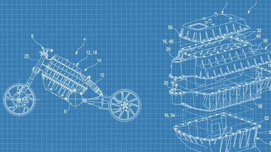 BMW aurait un projet de moto sportive électrique dans les cartons