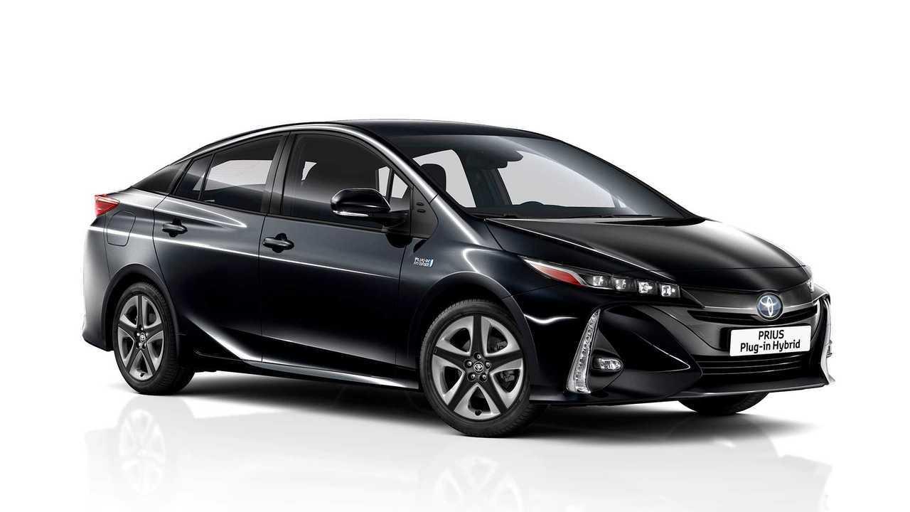 Best PHEVs - 4th - Toyota Prius Plug-in Hybrid