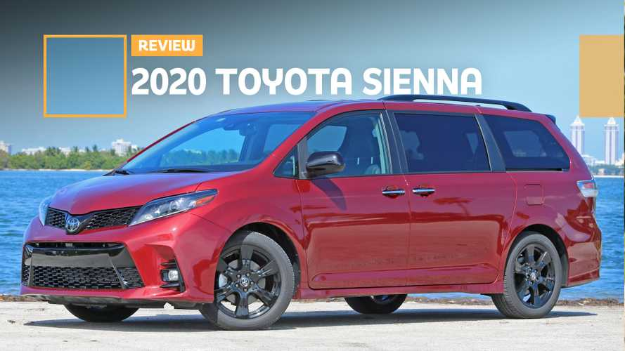 2020 Toyota Sienna SE Premium Review: Burnt Sienna