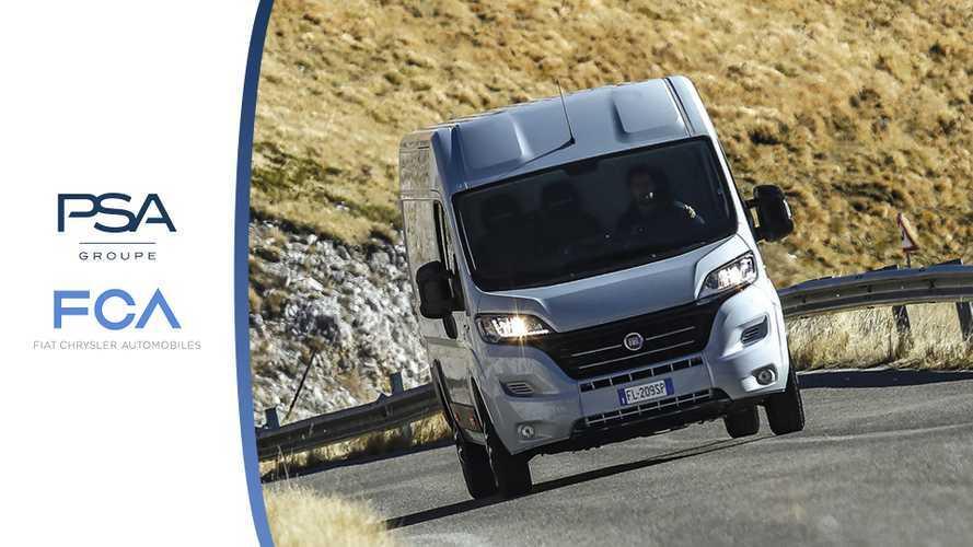 Fusione FCA-PSA, cosa potrebbe succedere nei furgoni